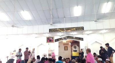 Photo of Mosque Masjid Mohamad  Iskandar at (jalan Pintas Ke Hospital Besar Sultanah Bahiyah) Langgar, Alor Setar 05300, Malaysia