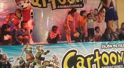 Photo of Arcade Cartoon at Chihuahua, Mexico