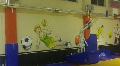 Photo of Basketball Court Ibrahım Turhan Anadolu Lısesı Spor Salonu at Turkey