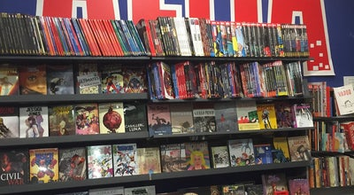Photo of Bookstore Alita Comics at Ronda De Nelle 120, A Coruña 15010, Spain