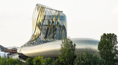 Photo of Museum La Cité du Vin at 1, Esplanade De Pontac, Bordeaux 33300, France
