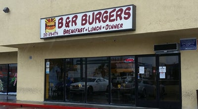 Photo of Burger Joint B & R'S Old Fashion Burgers at 3512 W Rosecrans Ave, Hawthorne, CA 90250, United States