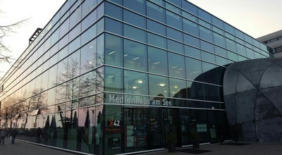 Photo of Library Medienhaus am See at Karlstr. 48, Friedrichshafen 88045, Germany