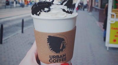 Photo of Coffee Shop Urban Coffee at Вул. Січових Стрільців, 17, Lviv, Ukraine
