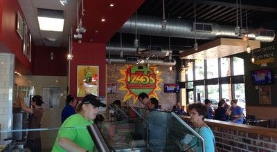 Photo of Mexican Restaurant Izzo's Illegal Burrito at 1901 Manhattan Blvd, Harvey, LA 70058, United States