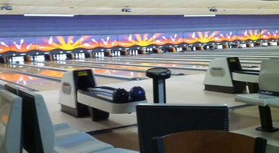 Photo of Bowling Alley AMF Tempe Village Lanes at 4407 S Rural Rd, Tempe, AZ 85282, United States