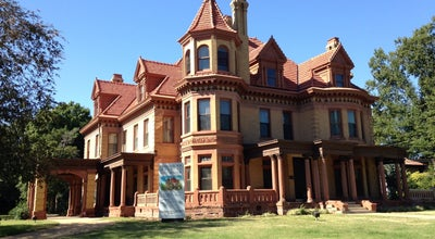 Photo of Monument / Landmark Overholser Mansion at 405 Nw 15th St, Oklahoma City, OK 73103, United States