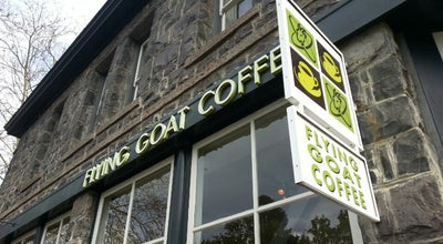 Photo of Coffee Shop Flying Goat Coffee at 10 4th St, Santa Rosa, CA 95401, United States