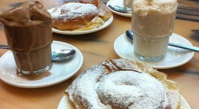 Photo of Coffee Shop Ca'n Joan de s'Aigo at C. Baró De Santa Maria Del Sepulcre, 5, Palma 07012, Spain