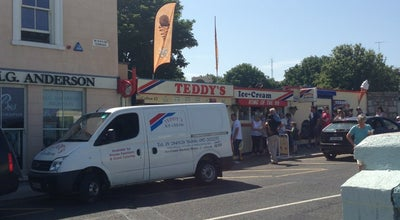 Photo of Ice Cream Shop Teddy's Ice Cream Parlour at 1a Windsor Tce, Dun Laoghaire, Ireland