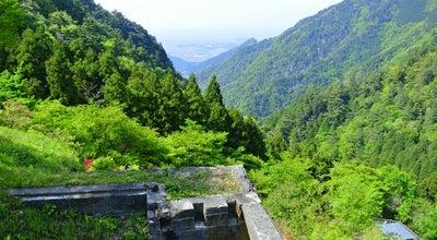 Photo of Historic Site マイントピア別子 東平ゾーン at 立川町654-3, 新居浜市 792-0846, Japan