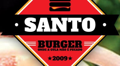 Photo of Burger Joint Santo Burger at R. Indaial, 1919, Itajaí 88304-301, Brazil