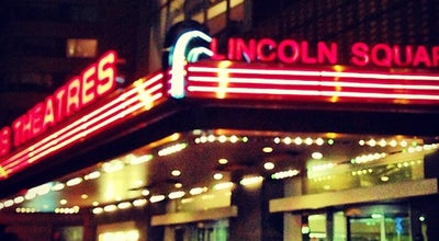 Photo of Multiplex AMC Loews Lincoln Square at 1998 Broadway, New York, NY 10023, United States