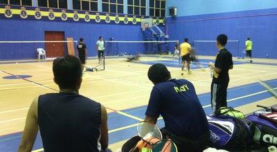 Photo of Basketball Court Komplek Sukan TLDM Lumut at Lumut, Malaysia