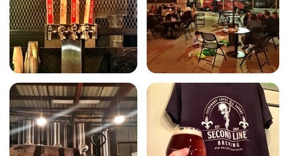 Photo of Brewery Second Line Brewing at 433 N Bernadotte St, New Orleans, LA 70119, United States