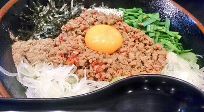 Photo of Ramen / Noodle House 夜麺食堂 松風 at 上地2-2-11, 沖縄市, Japan