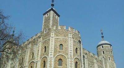 Photo of Monument / Landmark White Tower at The Tower Of London, London EC3N 4AB, United Kingdom