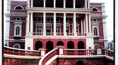 Photo of Historic Site Teatro Amazonas at Centro, Manaus 69025-140 , Brazil