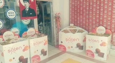 Photo of Dessert Shop Cemre Çikolata Dünyası at Kültür Merkezi Zemin Kat, Yalvaç, Turkey