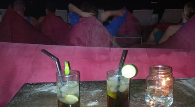 Photo of Bar Horizontal longue & Bar at Gili Indah, Gili Trawangan, Indonesia
