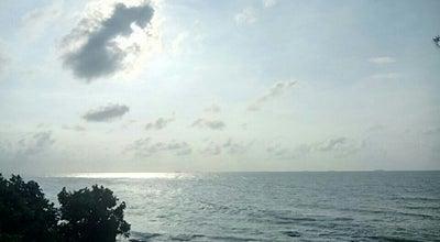 Photo of Beach Jalan Pesisir ABF - Tanjung Batu at Malaysia