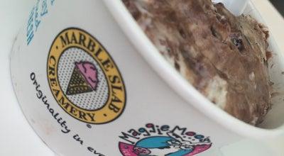 Photo of Ice Cream Shop marble slab creamy at Subah Alsalem, Kuwait