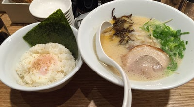 Photo of Food 一風堂 高槻店 at 井尻2-2-1, 高槻市 569-0015, Japan