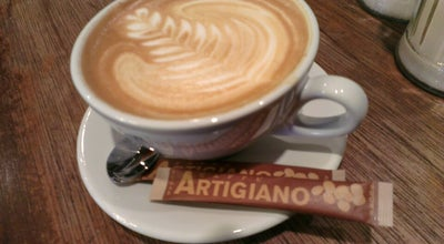 Photo of Cafe Caffè Artigiano at 4359 Hastings St, Burnaby, BC V5C 2J7, Canada