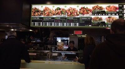 Photo of Asian Restaurant Thaï Express at 1150b Rue Volta, , Qc, Boucherville, PQ J4B 7A2, Canada