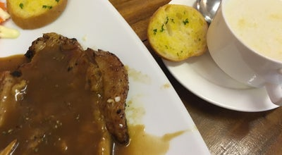 Photo of Steakhouse Pure Steak(แถวบ้านกรองน้ำพระราม5) at Pharam5, Thailand
