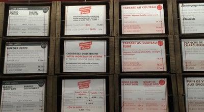 Photo of Steakhouse Persillé at 66 Rue Du Chevaleret, Paris 75013, France