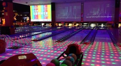 Photo of Bowling Alley Switch Bowling at Ibn Batuta, Dubai, United Arab Emirates