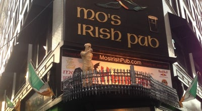 Photo of American Restaurant Mo's Irish Pub at 142 W Wisconsin Ave, Milwaukee, WI 53203, United States