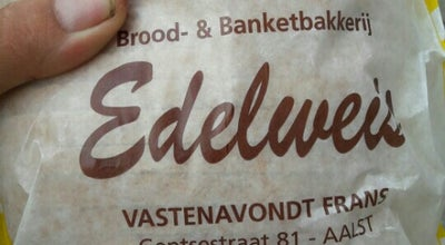 Photo of Bakery Edelweis at Gentsestraat 81, Aalst 9300, Belgium