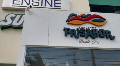 Photo of Ice Cream Shop Frisabor at R. Dr. Severino Cruz, 305, Campina Grande, Brazil