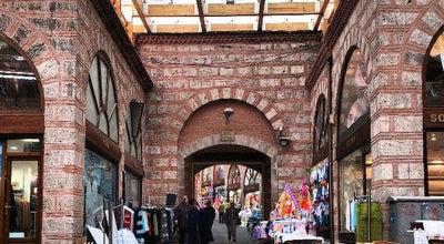 Photo of Historic Site Bakırcılar Çarşısı at Osmangazi, Bursa, Turkey