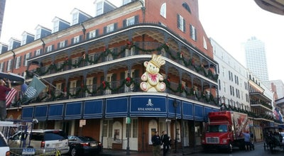 Photo of Hotel Royal Sonesta Hotel New Orleans at 300 Bourbon St, New Orleans, LA 70130, United States