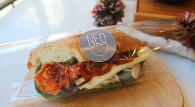 Photo of Japanese Restaurant Neo Coffee Bar at 161 Frederick St, Toronto, ON M5A 4P3, Canada