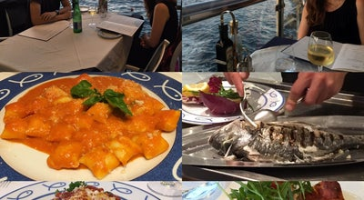 Photo of Italian Restaurant Ristorante Bagni Delfino at Via Marina Grande, 216, Sorrento 80067, Italy