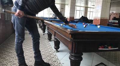Photo of Pool Hall tontul bilardo salonu at Turkey