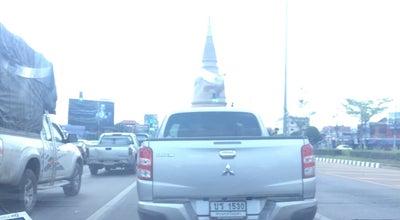 Photo of Monument / Landmark วงเวียนเจดีย์วัดสามปลื้ม at Route 309, Ayutthaya 13000, Thailand