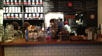 Photo of Coffee Shop The Commons Chelsea at 128 7th Ave, New York, NY 10011, United States
