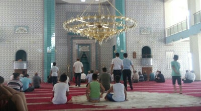 Photo of Mosque Şeker Camii at Turkey