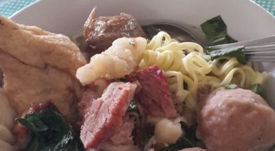 Photo of Dumpling Restaurant Bakso Kraton at Jl. Siliwangi No. 4, Depok 16548, Indonesia