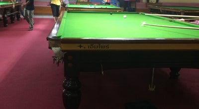 Photo of Pool Hall Empire Snooker Club เอ็มไพร์ สนุกเกอร์ at ประตูเชียงใหม่, Phra Singh 50200, Thailand