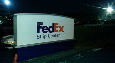 Photo of Post Office Fed Ex Ship Center at Boston, MA, United States