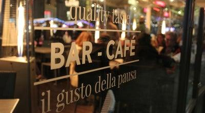 Photo of Wine Bar Teatro pane vino e caffè at Piazza Cavour, 6, Rimini, Emilia-Romagna 47921, Italy