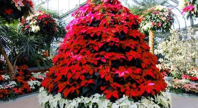 Photo of Botanical Garden Niagara Parks Floral Showhouse at Niagara Falls, ON, Canada