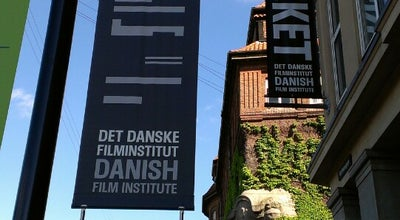 Photo of Indie Movie Theater Cinemateket at Gothersgade 55, Kopenhagen 1123, Denmark