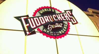 Photo of Burger Joint Fuddruckers at 340 3rd Ave., Chula Vista, CA 91910, United States